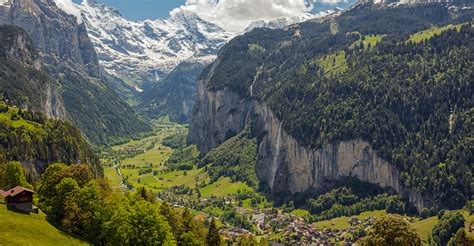 Property For Sale In Lauterbrunnen Switzerland