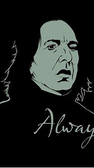 Snape (Always) - Snape - Phone Case   TeePublic
