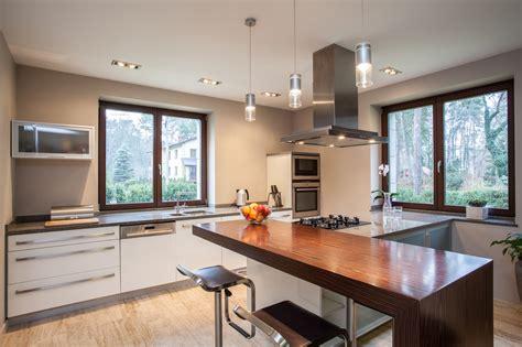 Die Zweizeilige Küche  Moderne Küchenform Mit Viel Platz