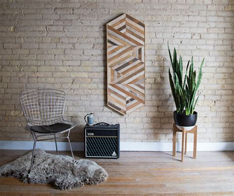 If you don't want the wood to show through as much then you could do a few coats. Reclaimed Wood Wall Art | Wood Wall Art | Reclaimed Wood | Wood Art | Rustic| Geometric | Wood ...