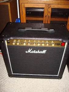 Marshall Dsl 15c Black 15w Tube 1x12 Combo In Box