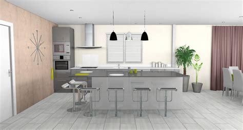 finest cuisine ouverte sur salle manger avec cuisine des photos with cuisine ouverte sur salle
