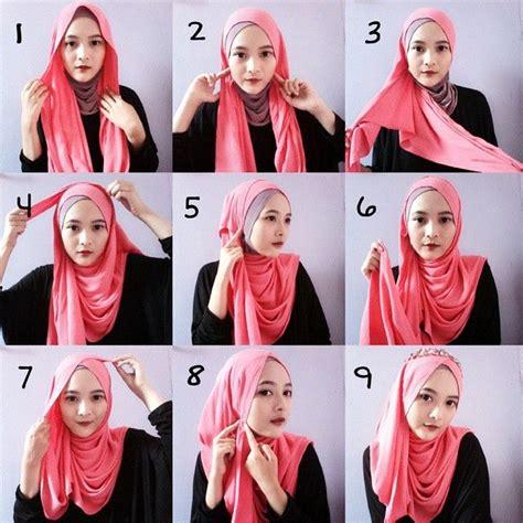 beautiful  colors hijab wrap hijab tutorials
