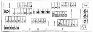 Bmw 5-series  F10  F11  F07  F18  2011 - 2017  - Fuse Box Diagram