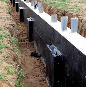 Etancheite Mur Exterieur Sous Sol : terrassement des piscines la cl pour une piscine tanche arcane industries ~ Melissatoandfro.com Idées de Décoration