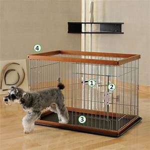 amazoncom richell 2 way door pet pen with floor tray With pet playpen with floor