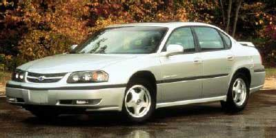 chevrolet impala chevy page  review  car