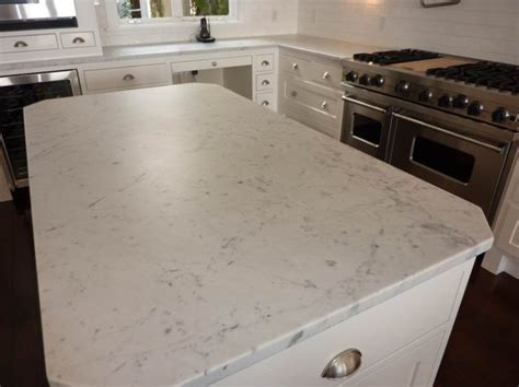 Marble Corian Application Of Granite And Carrara Marble Countertops