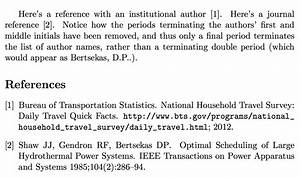 Bibtex - Formatting Of Institution As Author With Natbib And Numbered References - Tex