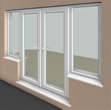 in swing patio door wood vinyl fiberglass