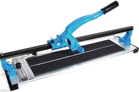 Md 24 Tile Cutter by 24 Quot Tile Cutter Heavy Duty Extruded Aluminum Base Aj Ebay