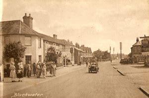 council history blackwater  hawley town council