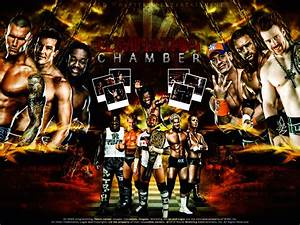 WWE Elimination Chamber 2010 - 2012 Wallpaper by ...