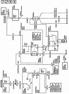 4x4 Chevy S10 Wiring Diagram