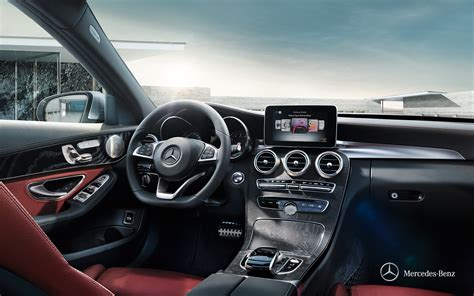 Gambar Mobil Mercedes C Class Estate by Mercedes C Class 2016 Interior Autonetmagz