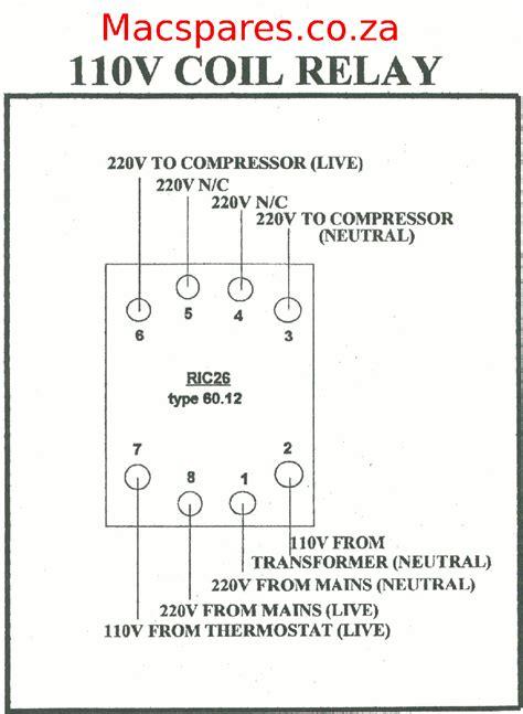 wiring diagrams refrigeration macspares wholesale