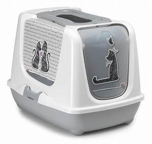 Toilette Chimique Pour Maison : maison de toilette pour chat animaloo ~ Premium-room.com Idées de Décoration