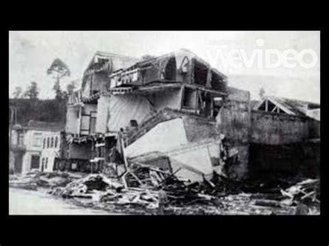 great chilean earthquake  youtube