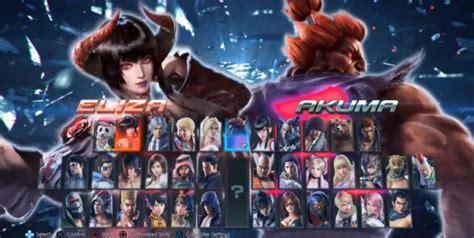unlock  tekken  characters