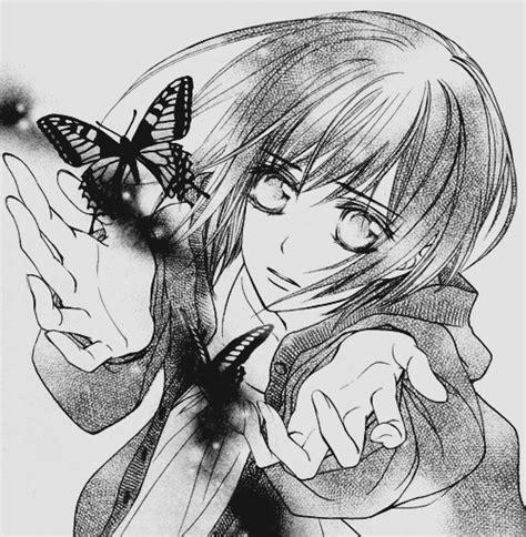Vampire Knight Heart Butterfly