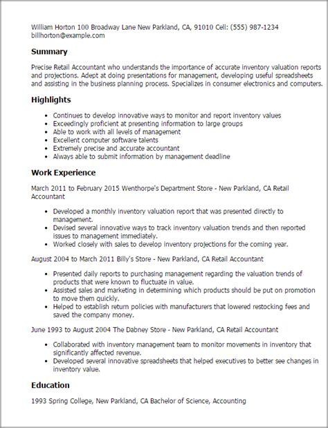 accounting resume keywords 2016 accountant resume sle