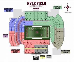 Kyle Field Seating Chart Aggieland Braces For Increased Traffic On Gameday Local