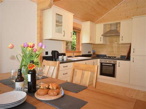 Norway Lodge Dorchester Dorset Kitchen Logcabinholidayscom
