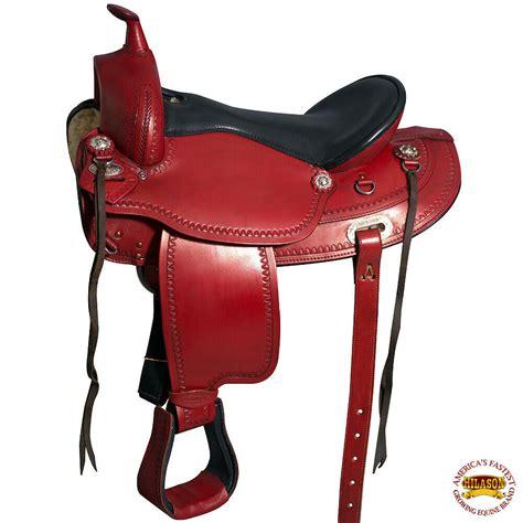 saddle draft western horse gullet wide pleasure trail hilason saddles endurance