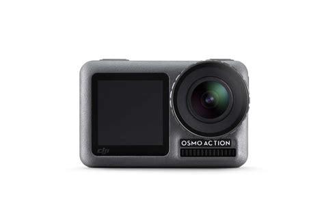 dual screen dji osmo action camera focuses   gopro   competition bikerumor