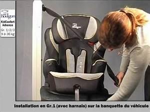 Rehausseur Groupe 2 : installation du kidconfort rehausseur groupe 1 2 3 ~ Nature-et-papiers.com Idées de Décoration