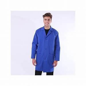 Blouse De Travail Homme : blouse de travail bleue pas chere blouse professionnelle ~ Dailycaller-alerts.com Idées de Décoration