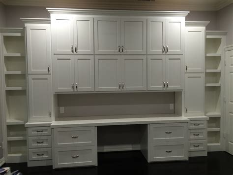 Cabinets For Home Office: Wood Gem Custom Cabinets