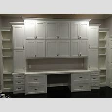 Home Offices — Wood Gem Custom Cabinets
