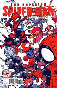 COMIC BOOK FAN AND LOVER: SUPERIOR SPIDER-MAN: AL FILO DE ...