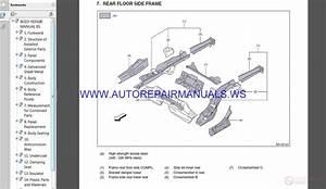 Subaru 2015 Legacy  U0026 Outback Body Repair Manual