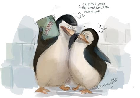 penguins  madagascar classified cartoon hd wallpaper