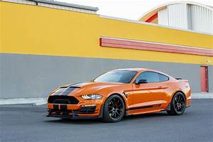 Shelby American Launches 825-horsepower 6-Speed Manual Ford Mustang - Motor Illustrated
