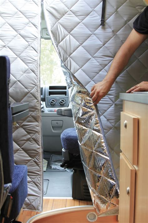 fiamma thermal wall panel  ducato cabin motorhome covers  caravan covers  shades