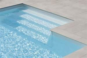 Piscine Sans Margelle : piscine 10x5 avec un escalier rectangulaire re276 ~ Premium-room.com Idées de Décoration