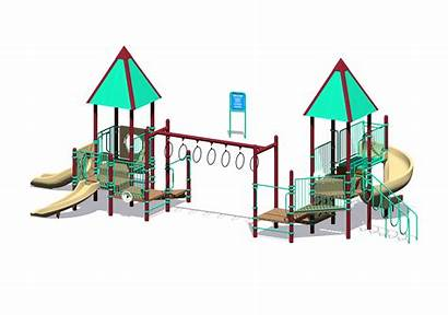 Playground Equipment Clipart Clip 3d Play