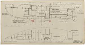 Plan De Construction : dorade 1959 mus e maritime de la rochelle ~ Melissatoandfro.com Idées de Décoration