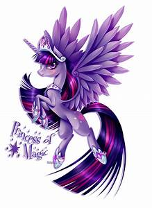 Image - Princess of Magic (Twilight Sparkle).png - My ...