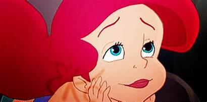 Ariel Mermaid Disney Princess Gifs Land Tlm
