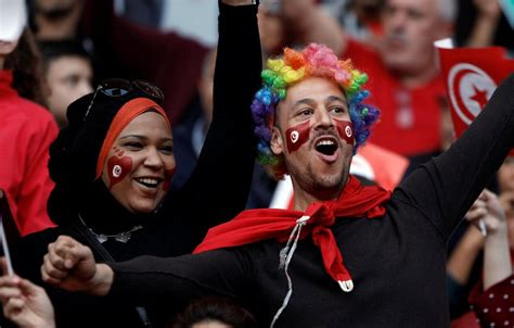 Goalless Draw Enough Secure Tunisia Fifa World Cup