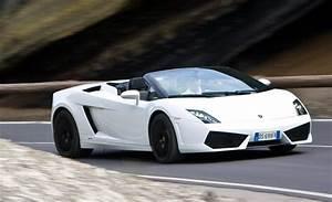 2010 Lamborghini Lp560 4 Spyder Review Car Reviews Autos