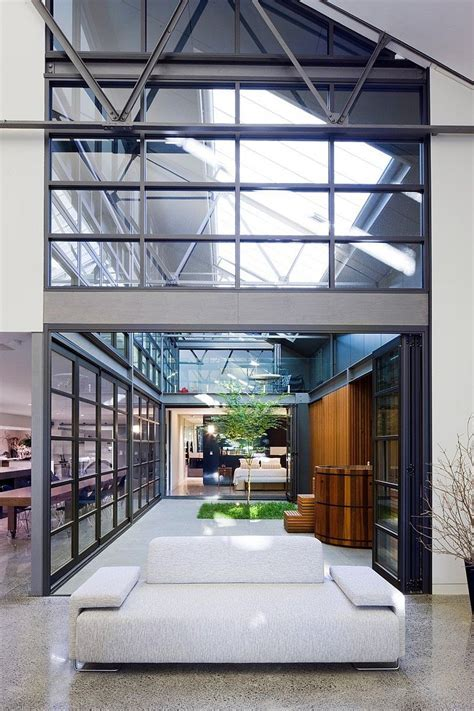 Old Warehouse Turned into Family Home by Corben Architects