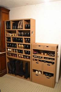 Meubles Chaussures Meubles En Carton Angers