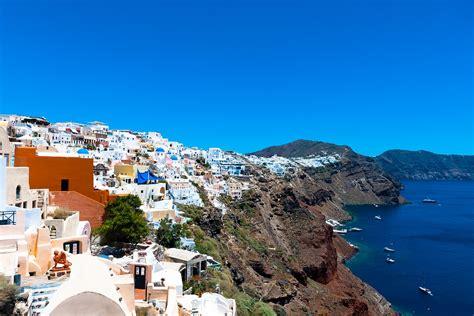 Santorini Tops Tls Best Islands In Europe List For