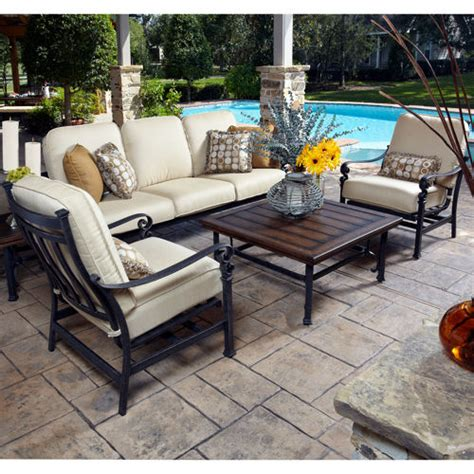 Outdoor Furniture Sets Costco by Patio Seating Set Newsonair Org