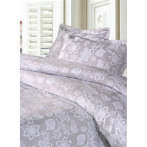 Design Port Bedding by Design Port Kew 100 Cotton Luxury Duvet Cover